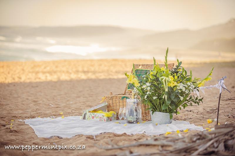 Ballito beach proposal