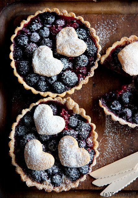 Berry Tart recipe - The Perfect Proposal