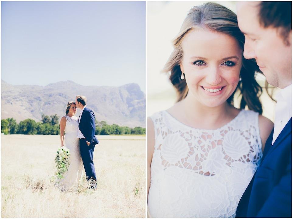 Franschhoek wedding
