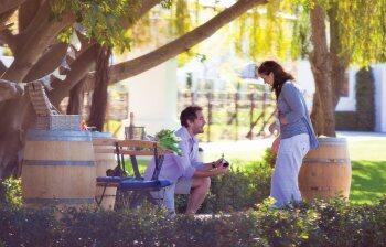 Scott & Caroline