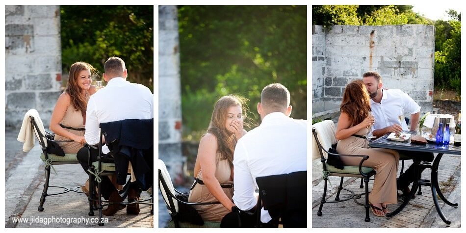 Mark and Kelly proposal