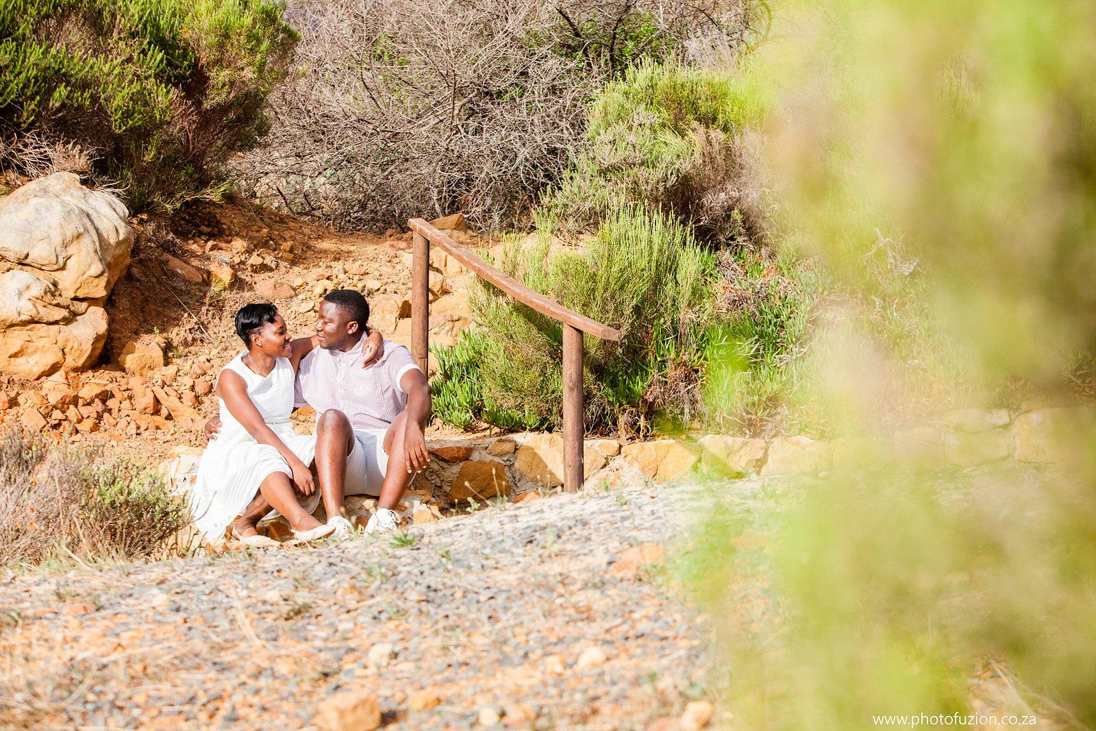 Aron and Raina Proposal on Valentines day