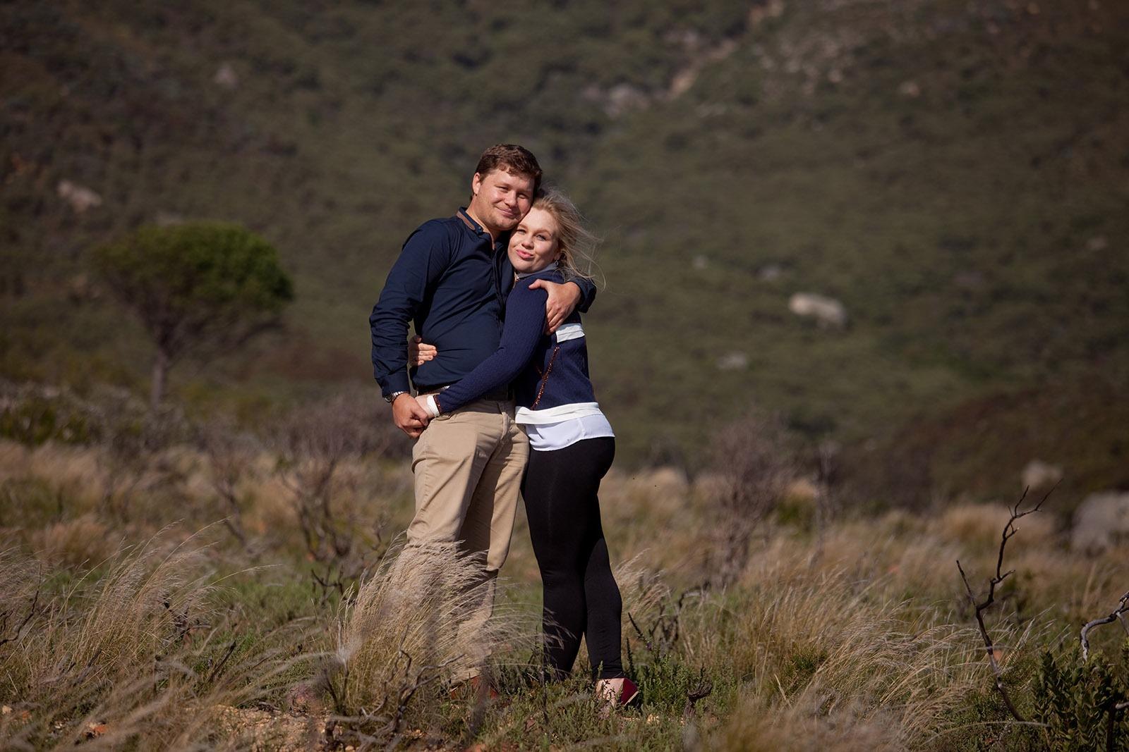 Raynard and Judi proposal at 12 Apostles Hotel