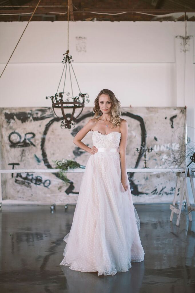 Industrial styled shoot 2016