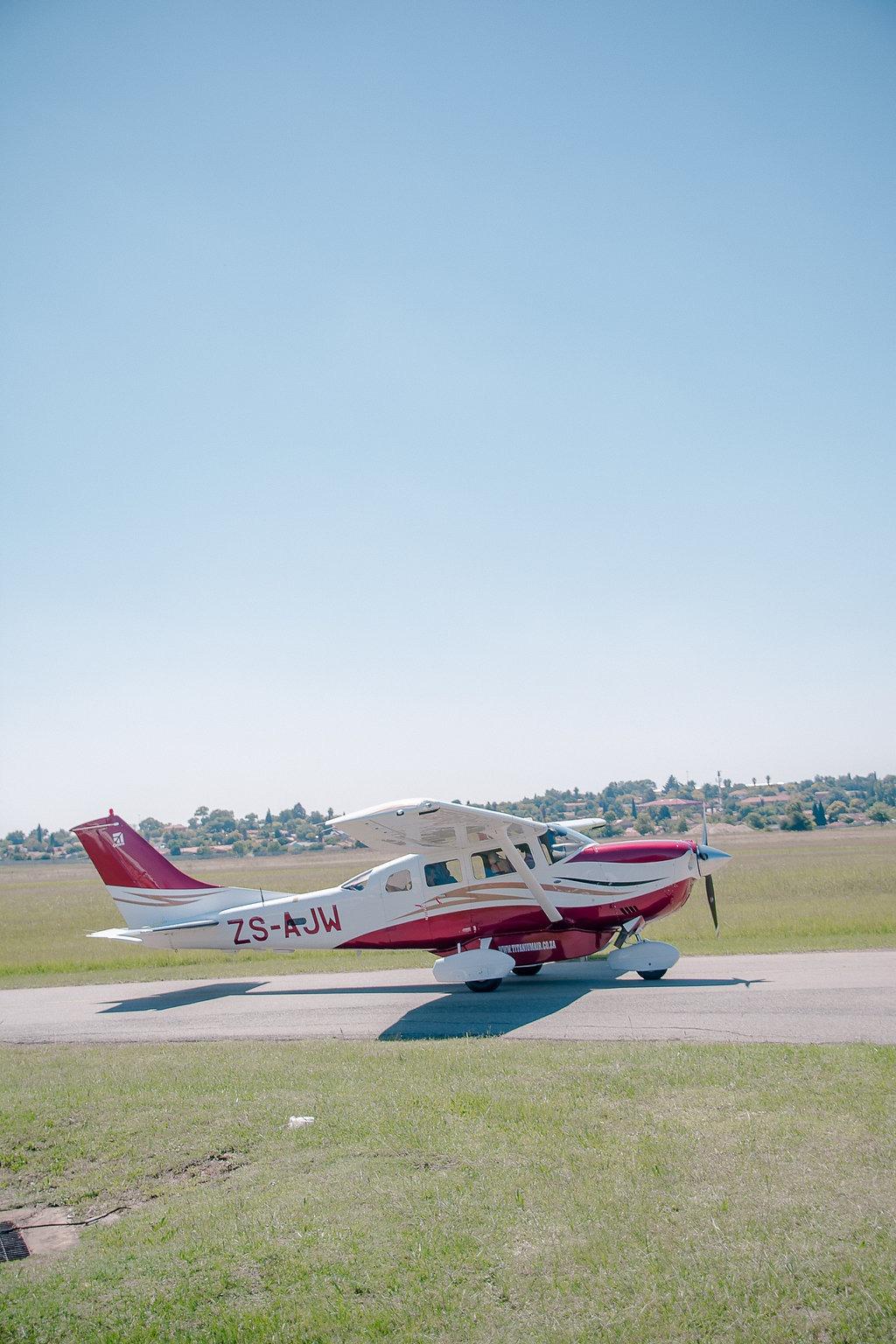 Kershen and Andrisha aeroplane proposal
