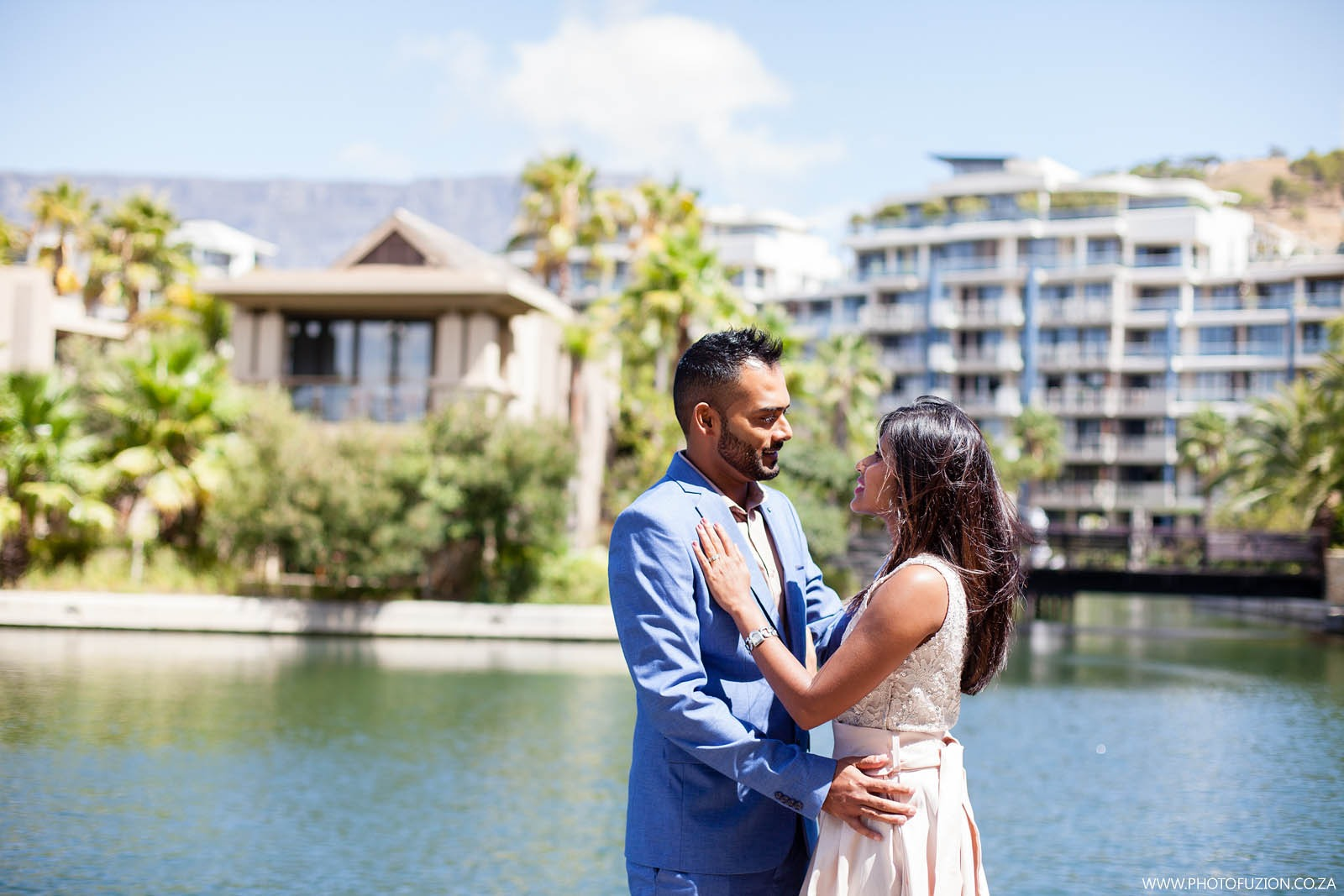 Rajesan and Thenesha One & Only Proposal