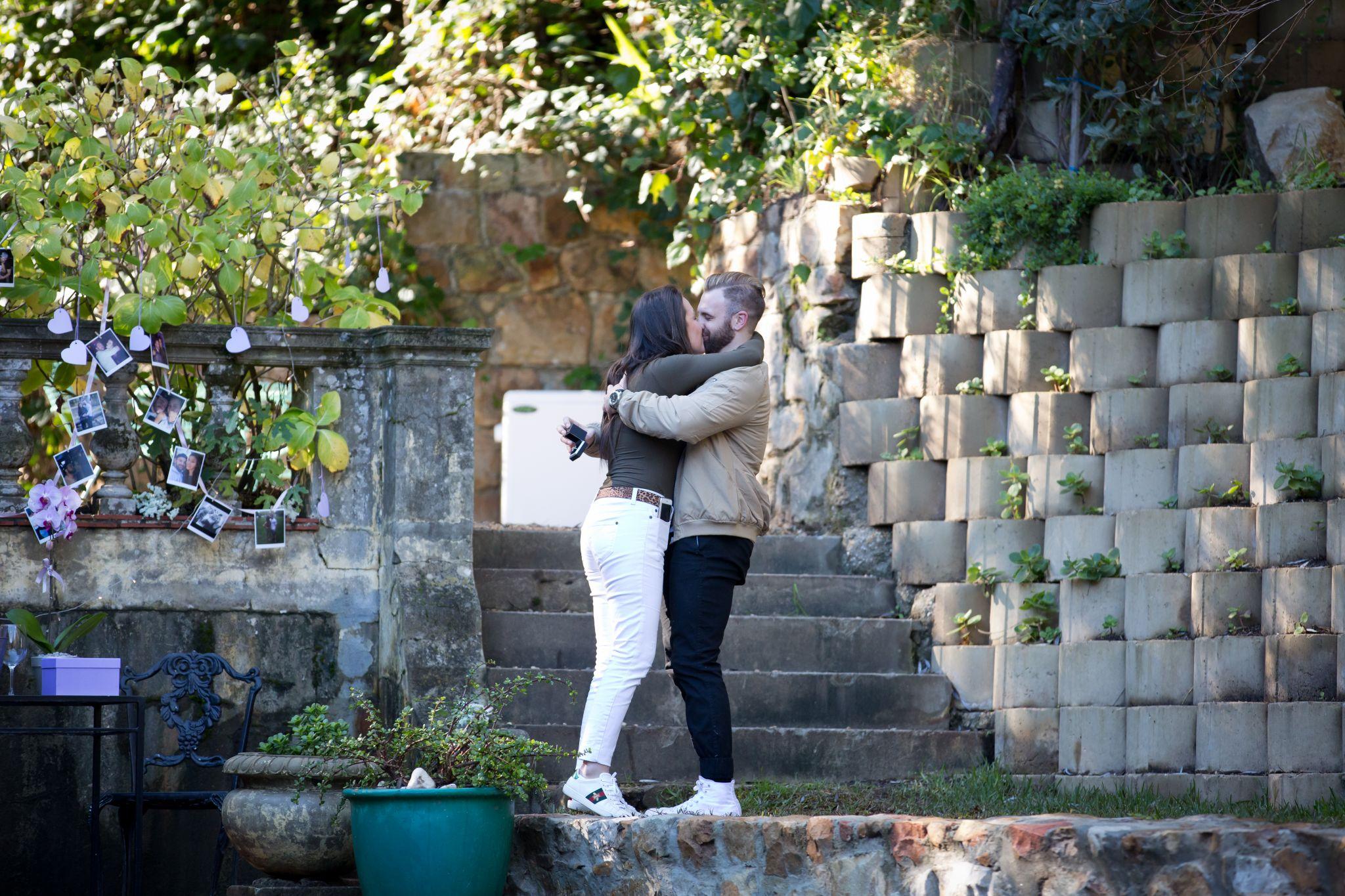 Matt and Anna garden proposal