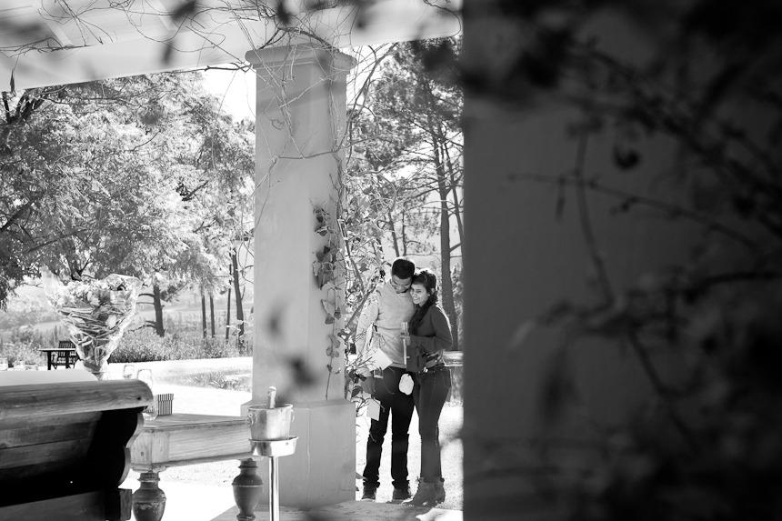 Kreasen and Sasha romantic proposal
