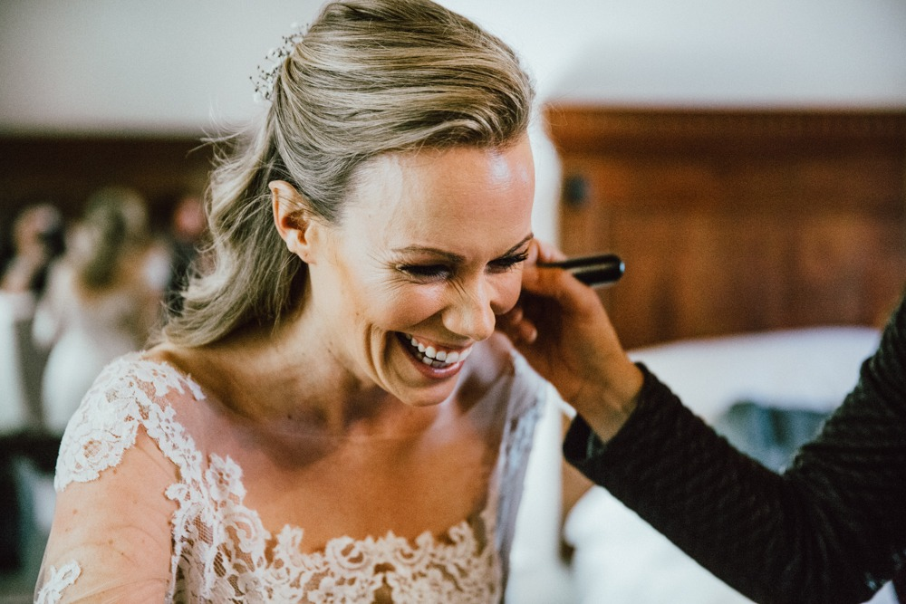 Lyndall and Peter Wedding at Nooitgedacht