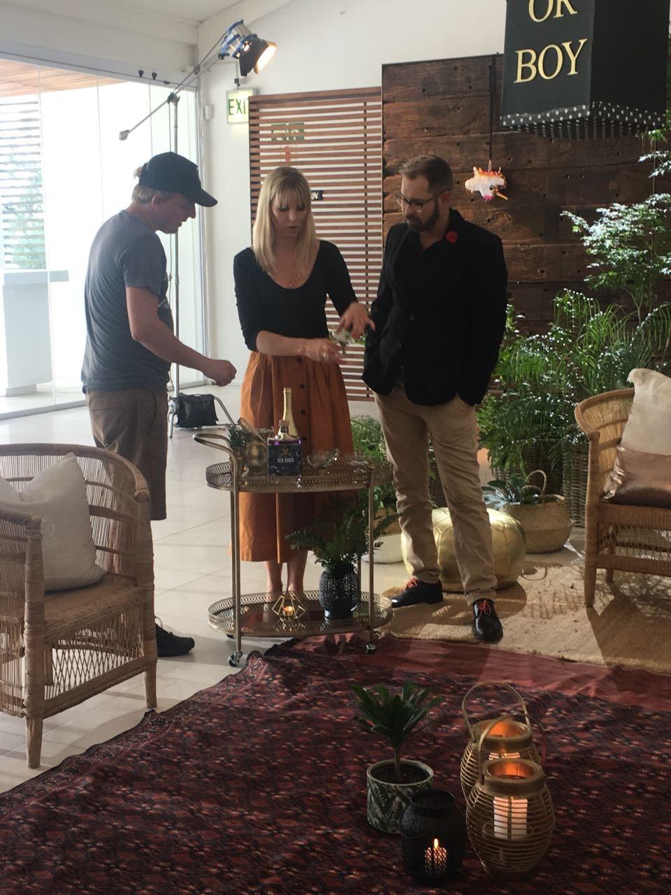 Tyd Met Aleit TV show