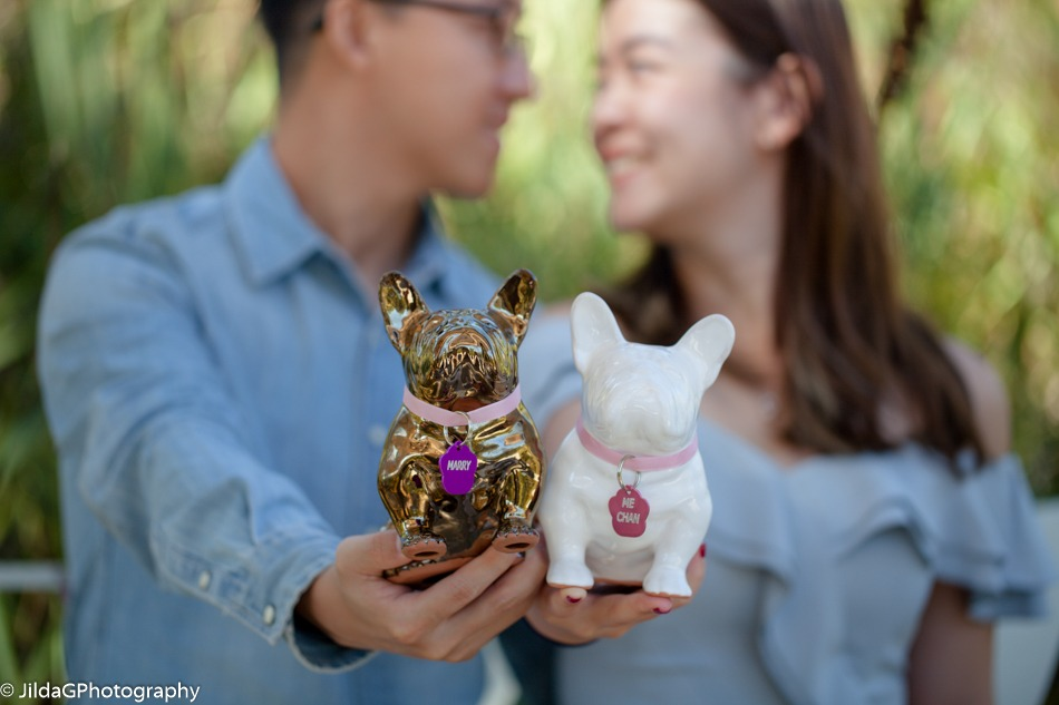 Jason and Ying Ying Marriage Proposal