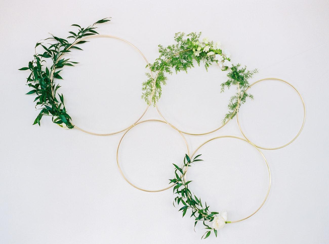 We love greenery for weddings