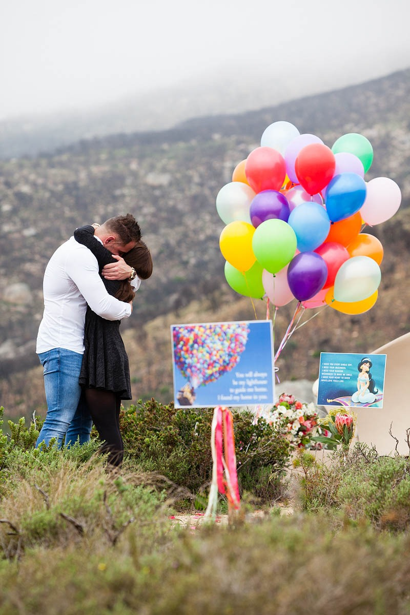 Josh and Demie Disney Marriage Proposal