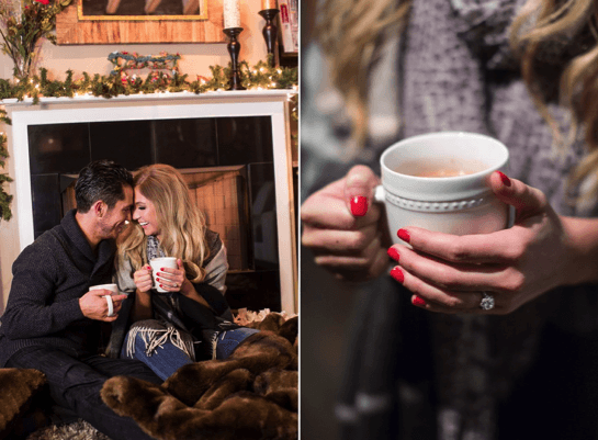Winter Marriage Proposal ideas
