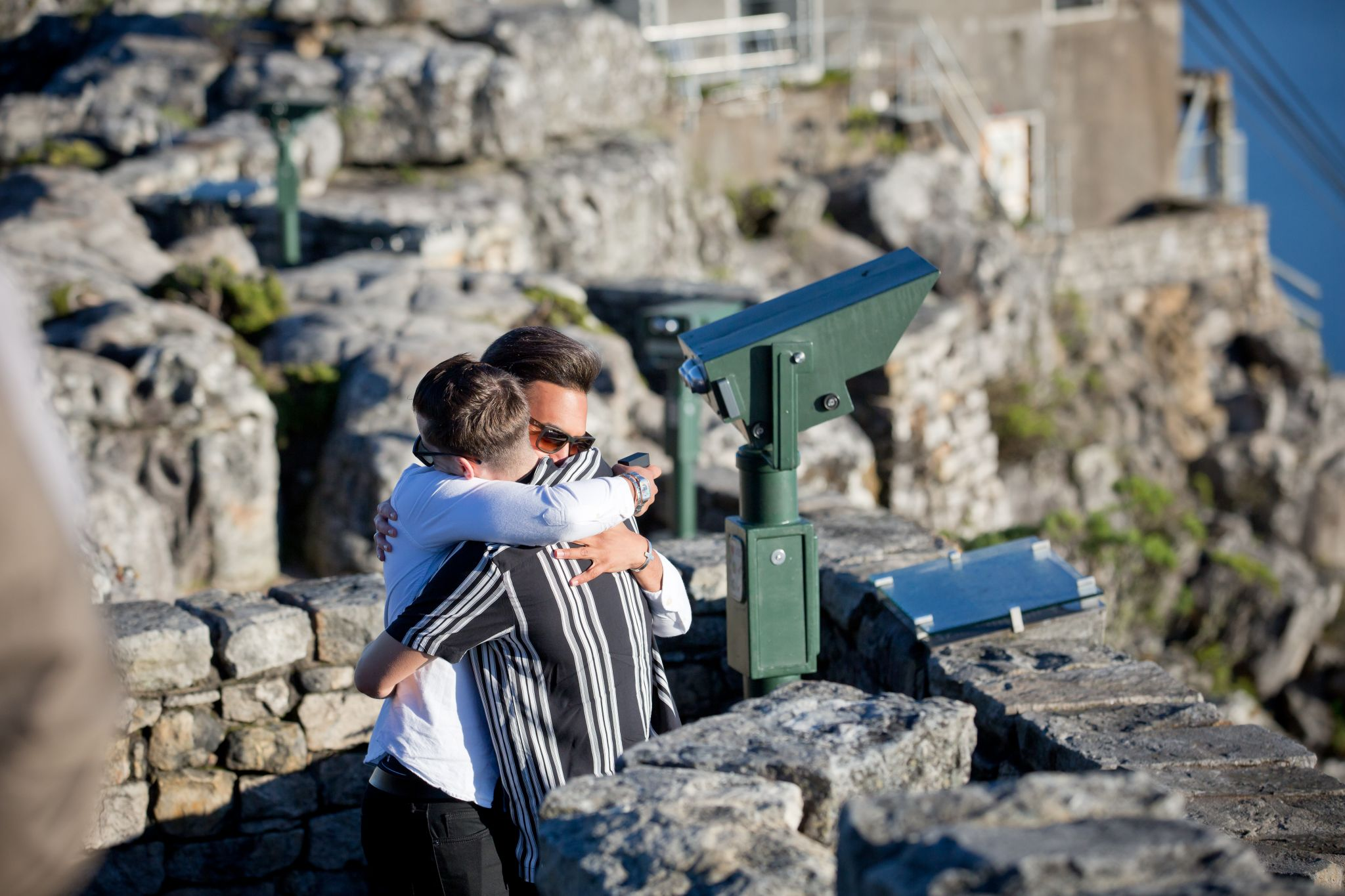 Table Mountain Proposal - Alwyn and Ross