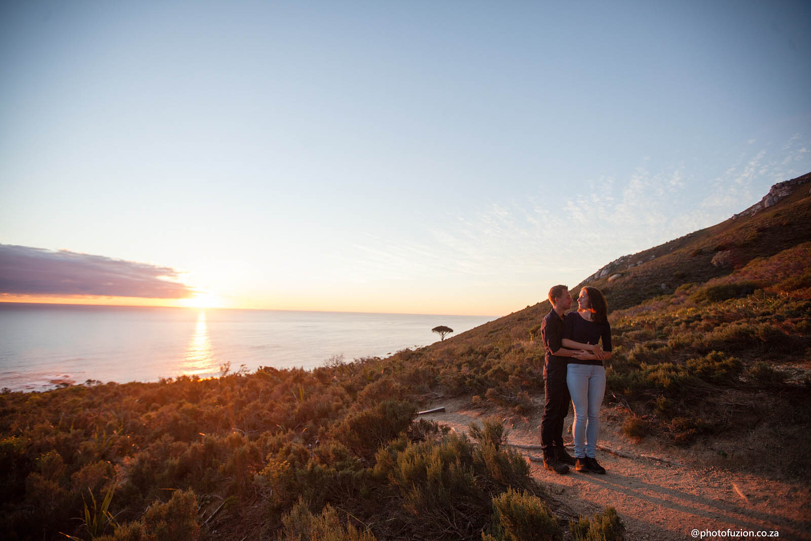 Koen and Debbie sunset proposal