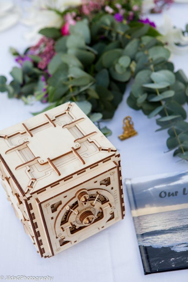 Ashiel and Ramola treasure box proposal