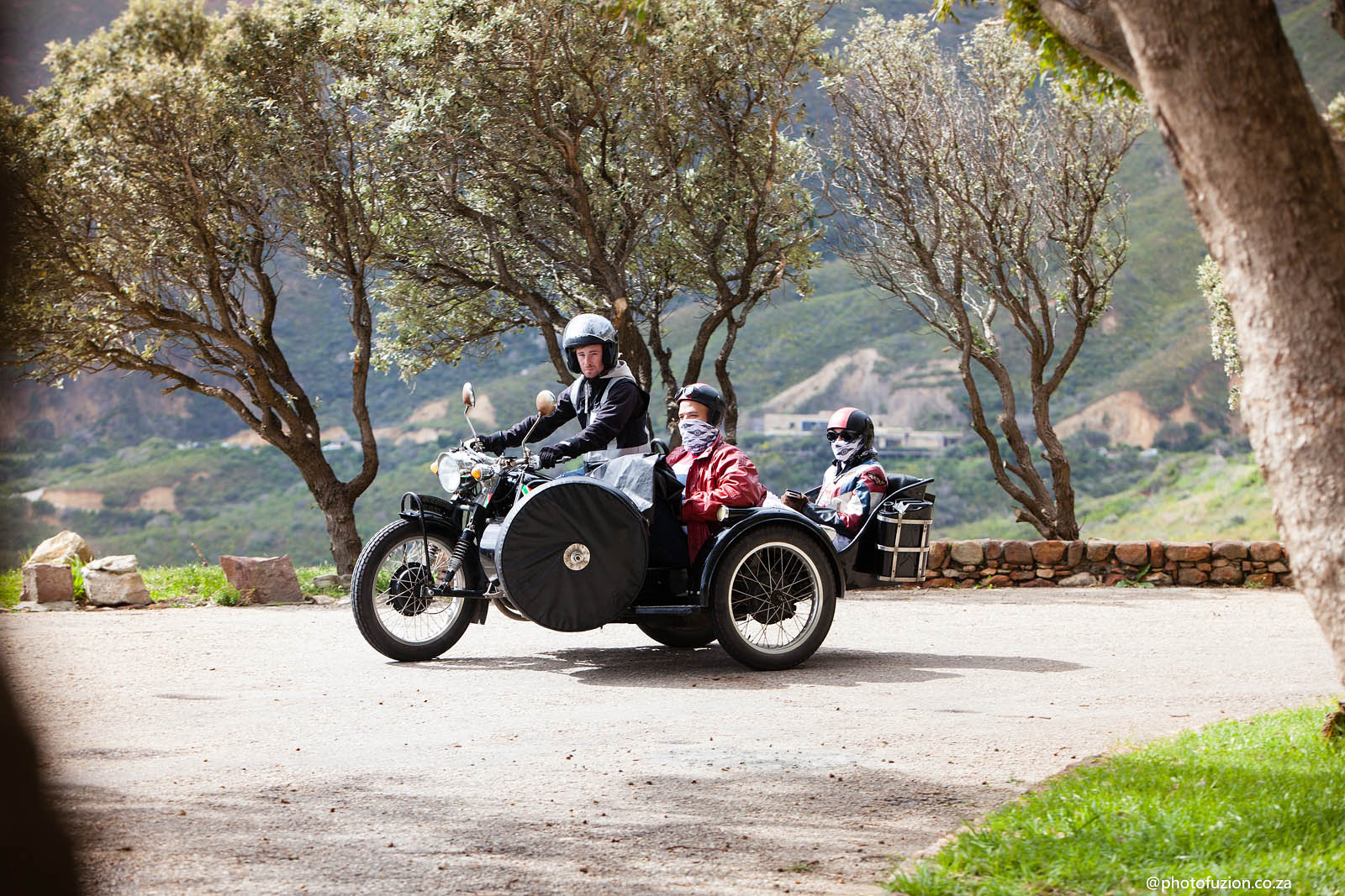 Wesley and Raquel sidecar proposal