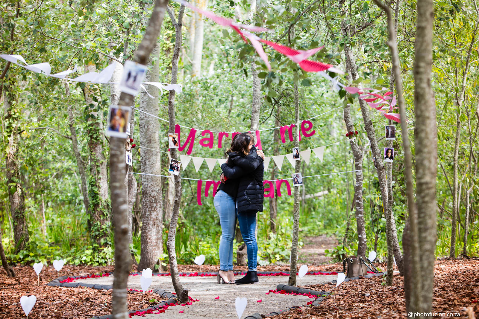 Nathan and Imogan Forest Proposal