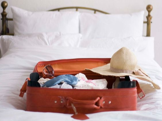 Packing for your honeymoon