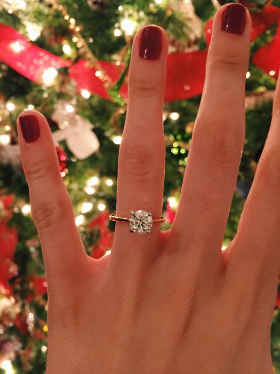 Christmas marriage proposal ideas