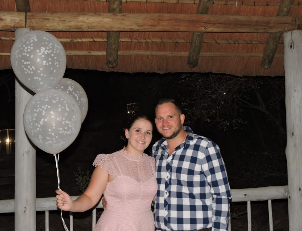 Richard and Leigh-Anne Game reserve proposal