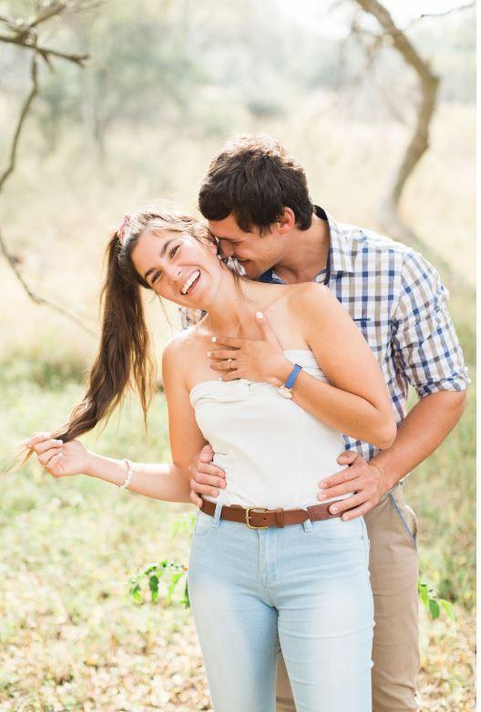 Jacques and Fran-Mari bushveld proposal