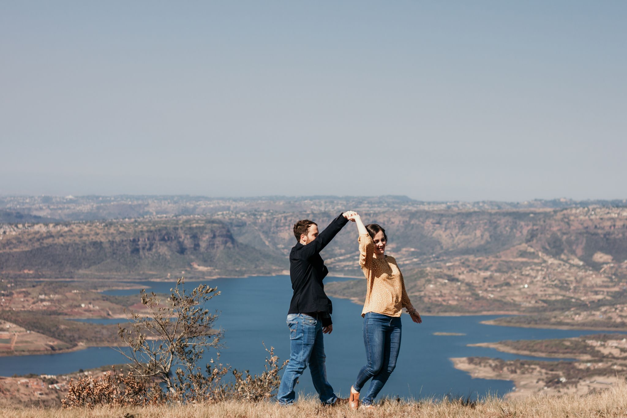 Gerrie and Kalizma mountain proposal