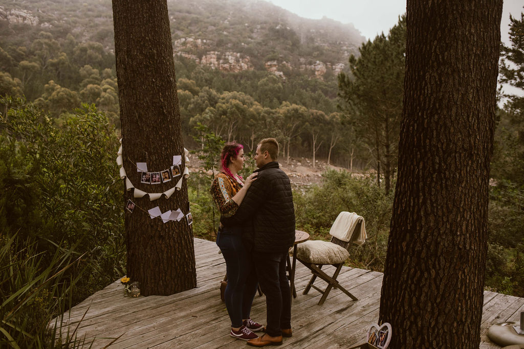 Willie and Bernadene forest proposal