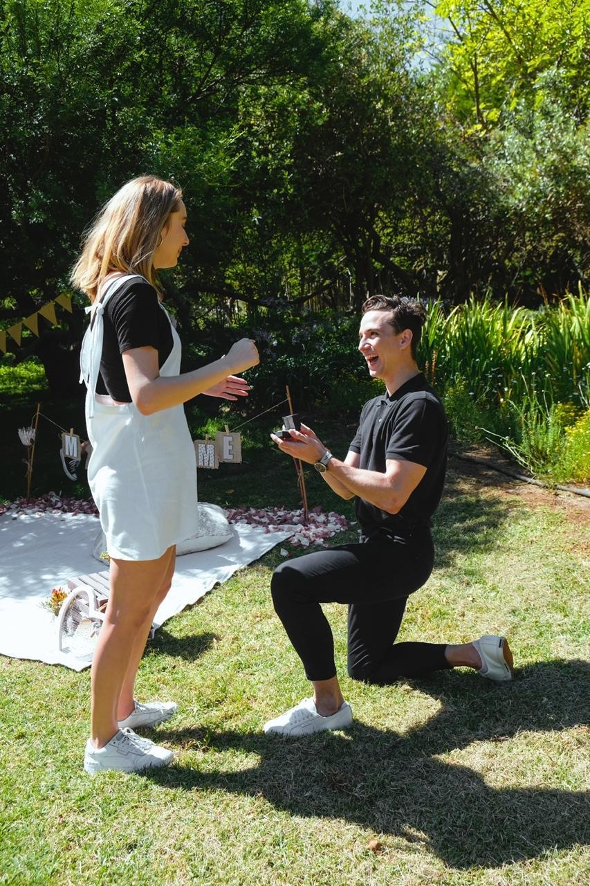 Garen and Emmie garden proposal