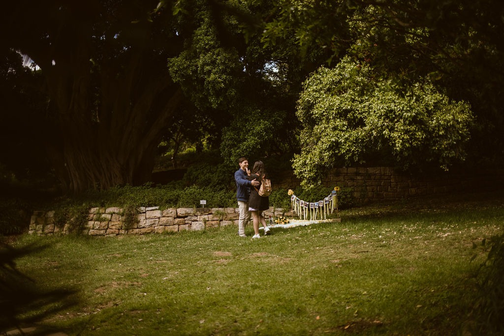 Ricardo and Paola garden proposal