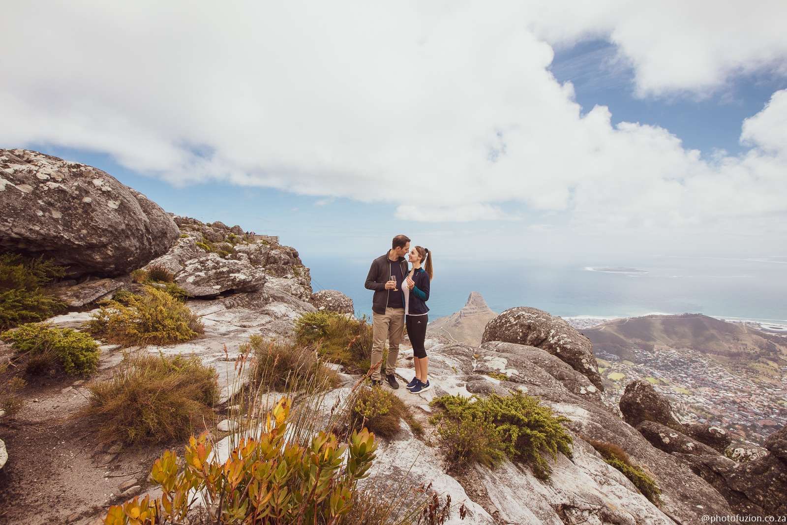 Pepe and Miri Table Mountain proposal