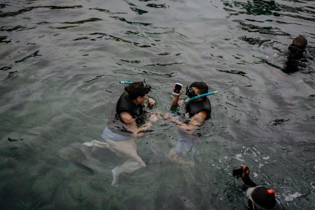 marry me underwater
