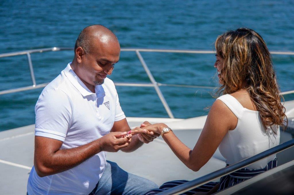 marriage proposal Durban