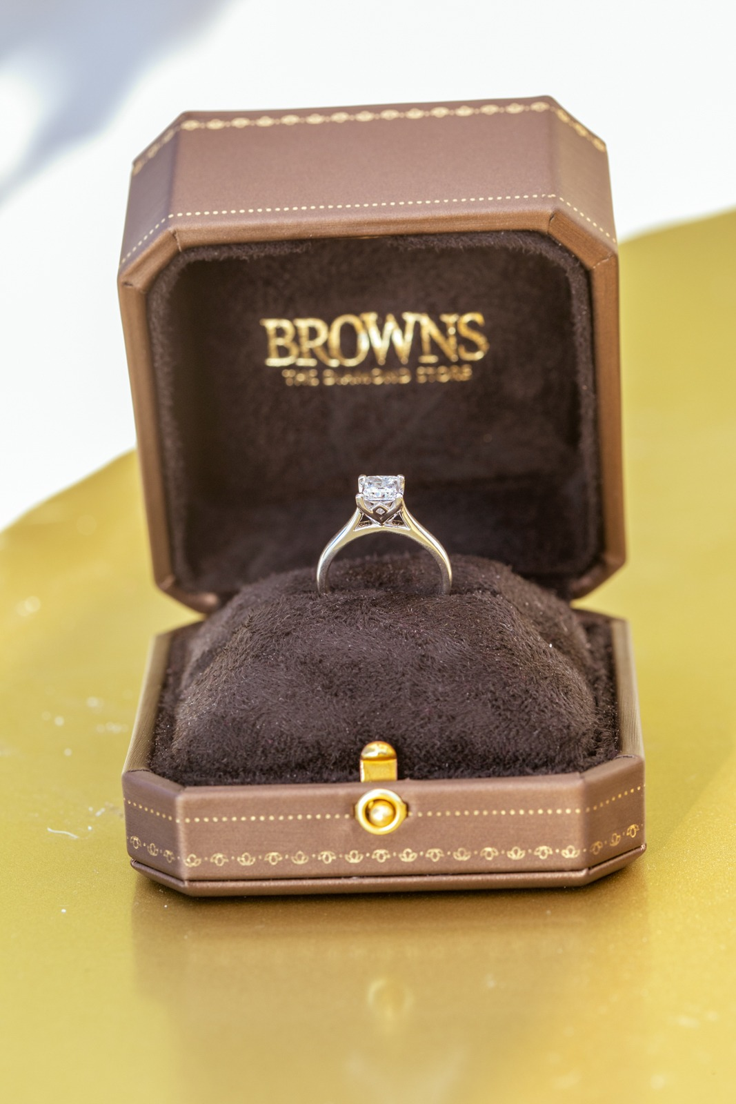 Browns ring