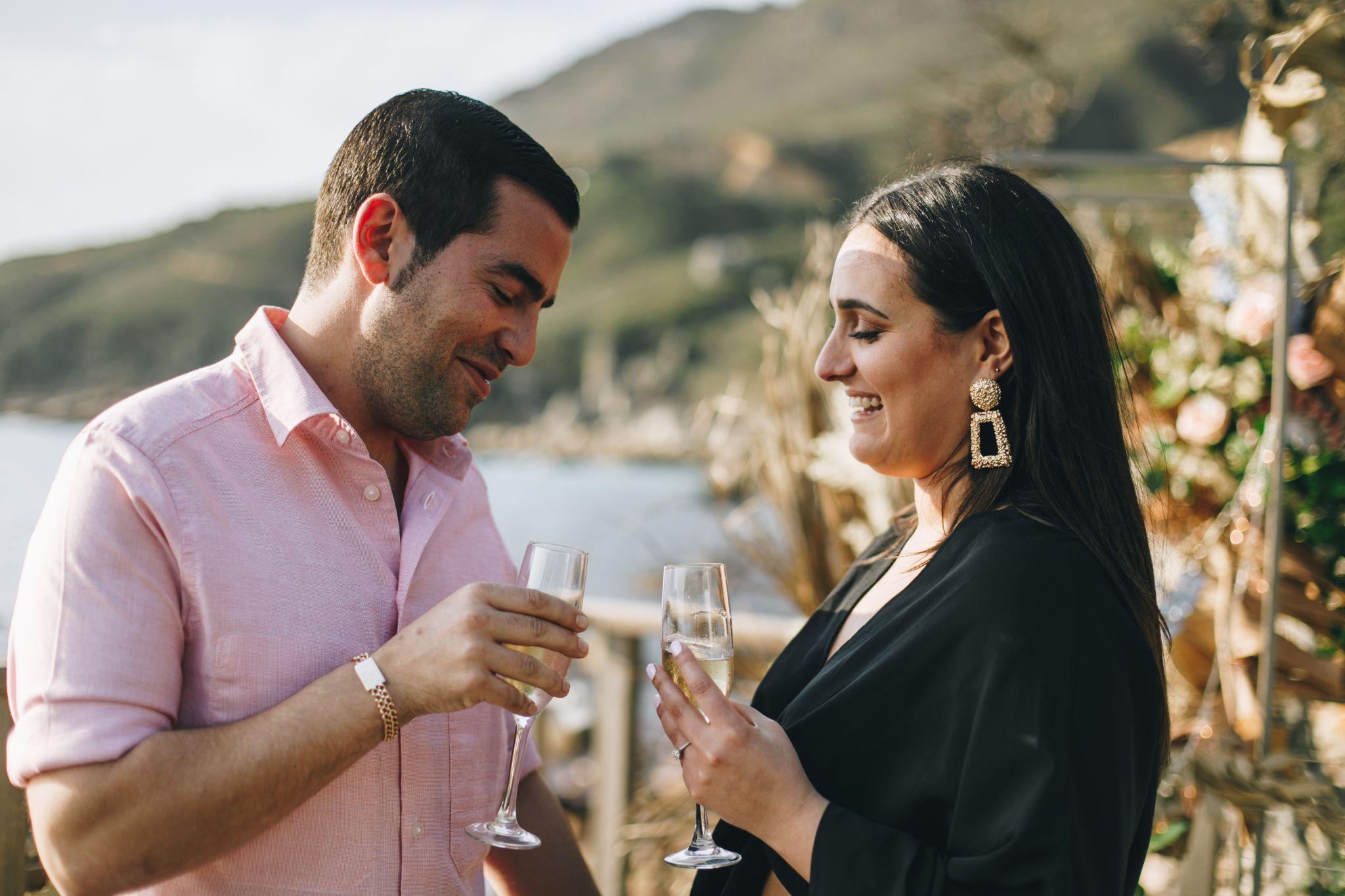 Jade and Anthony Tinswalo Proposal