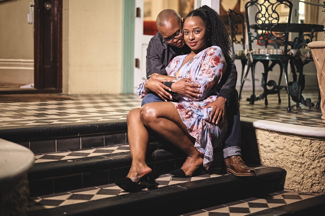 Mawethu and Xolisa Perfect Proposal