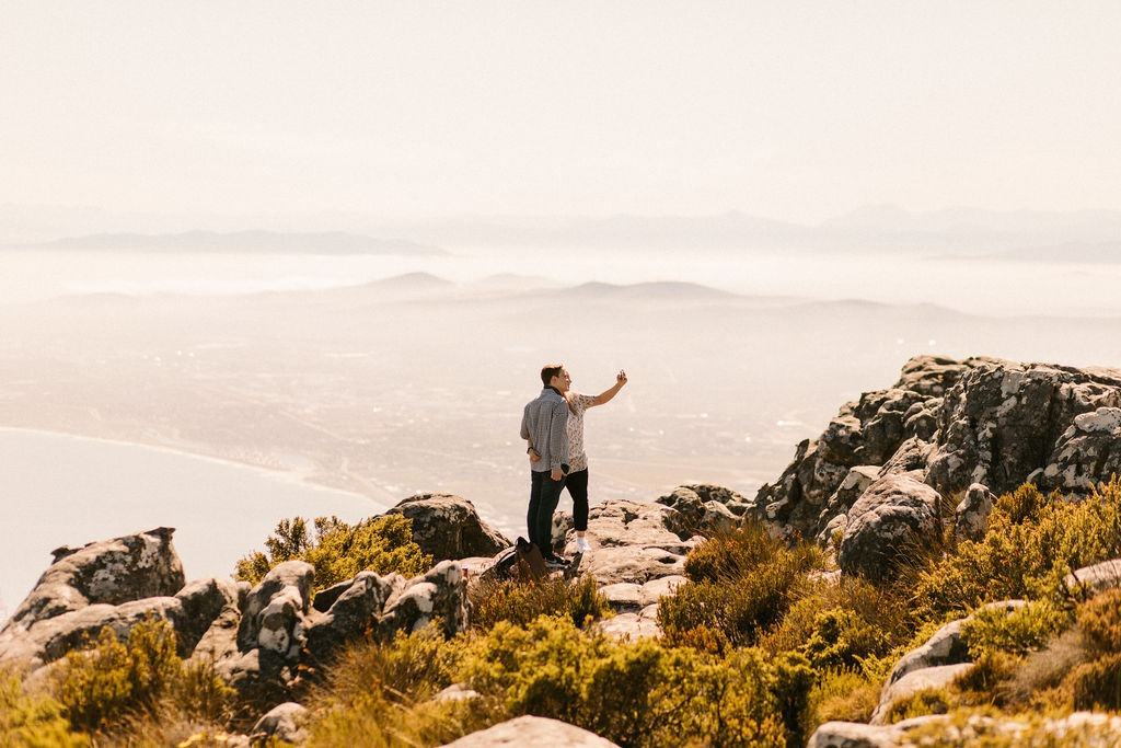 Francois and Marizane Table Mountain proposal