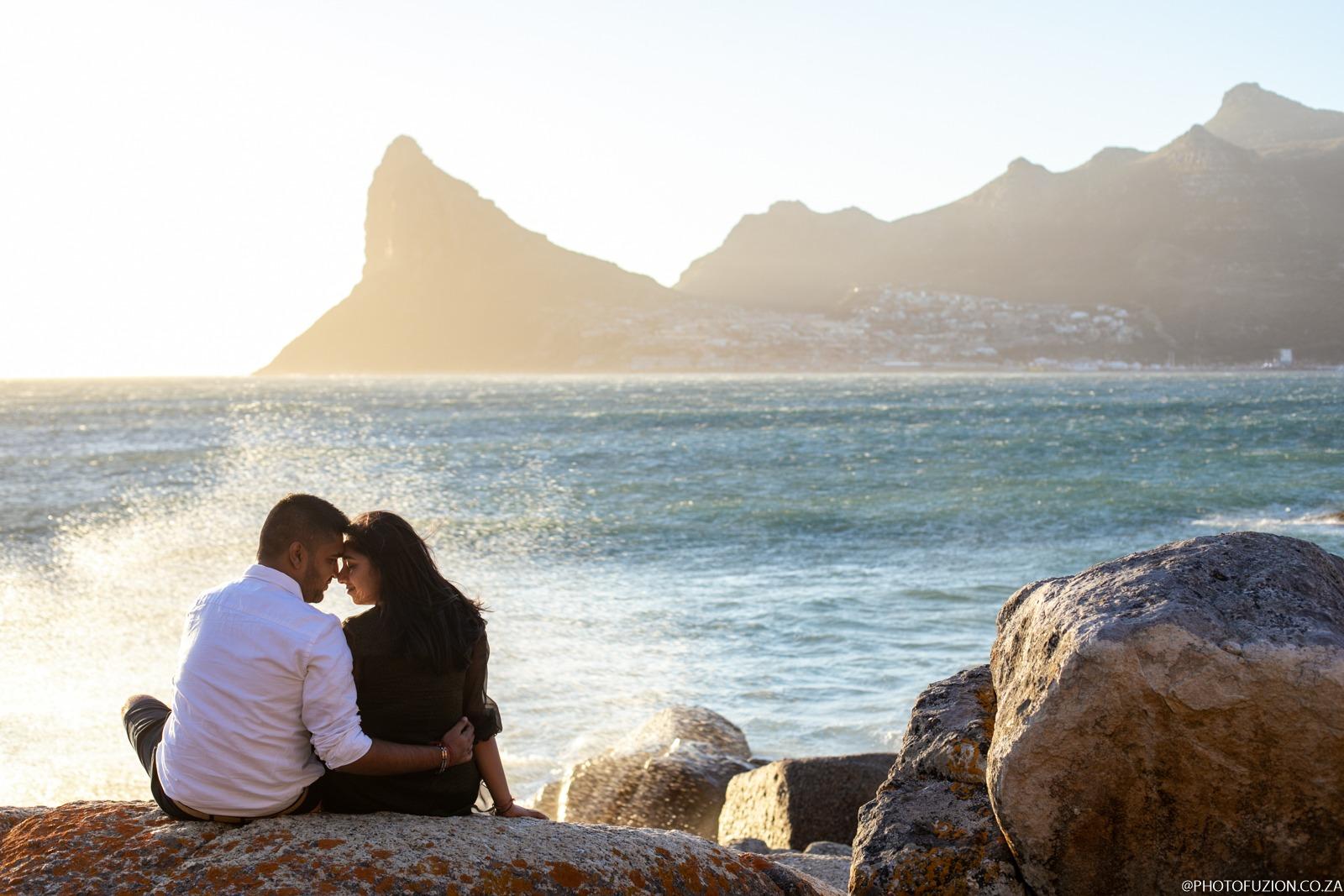 Ryan and Denushka Tinswalo proposal