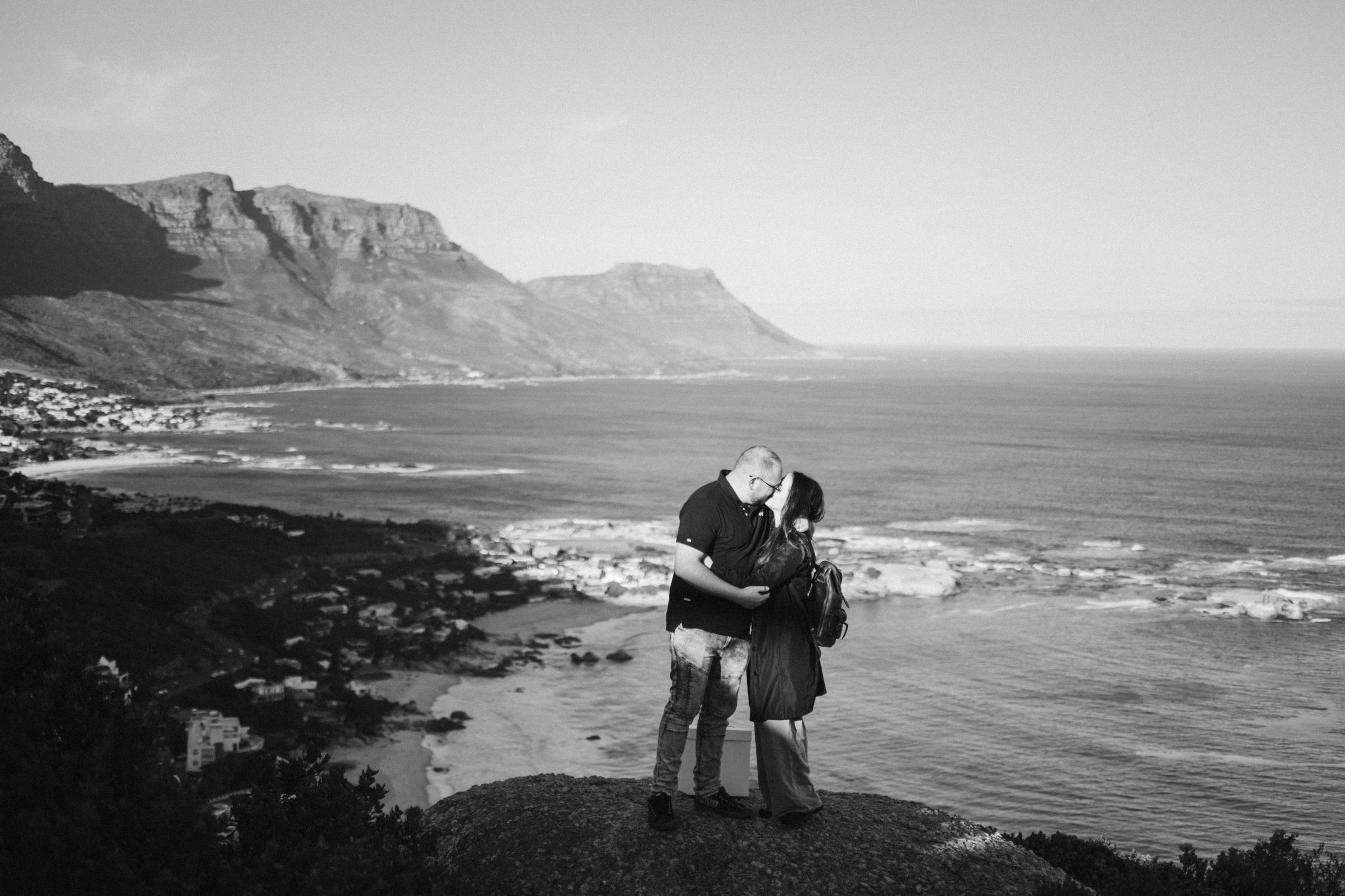 The Rock proposal