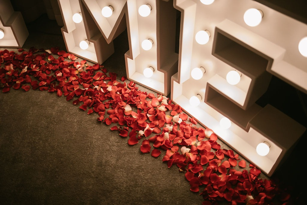 Marquee lights proposal